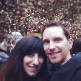 Us at the tree in NYC...