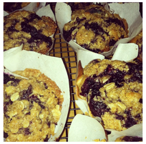 """My husbands response: """"Eat your heart out McDonalds! I'll take a muffin from foodformyhouse any day..."""" #win"""